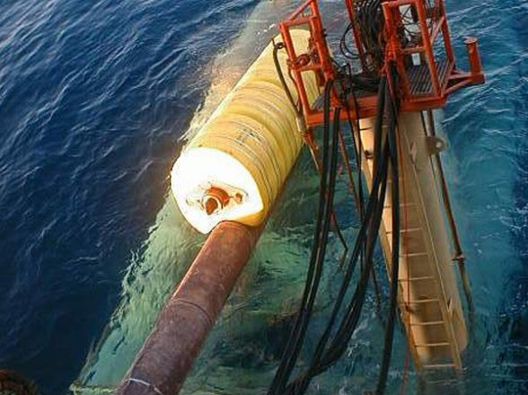 Pipe Laying Floats
