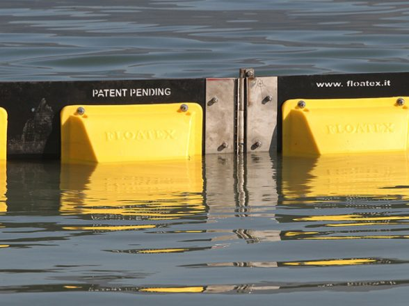 Floating Barriers