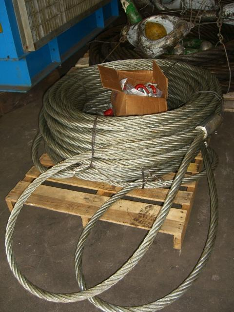Mooring Ropes & Accessories