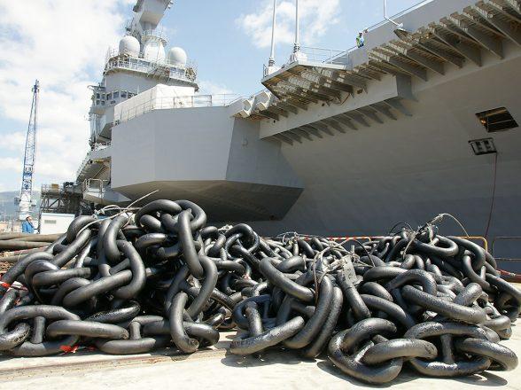 Chains & Anchors