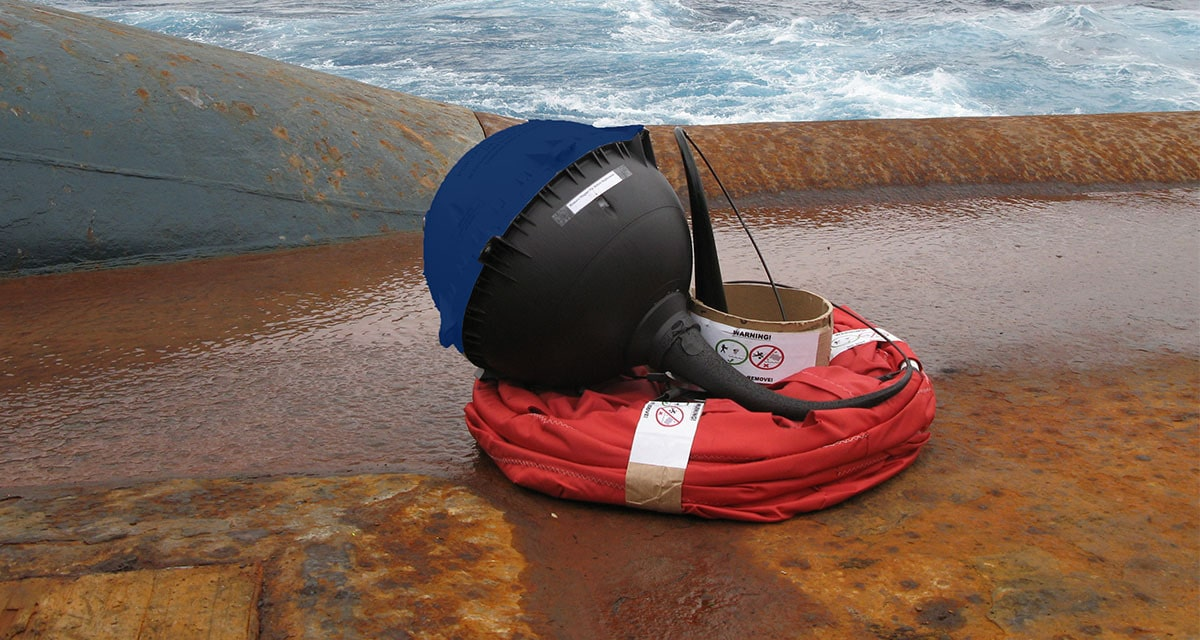 Announcing New Alliance with MetOcean to Supply Their Oil Spill Tracking Products